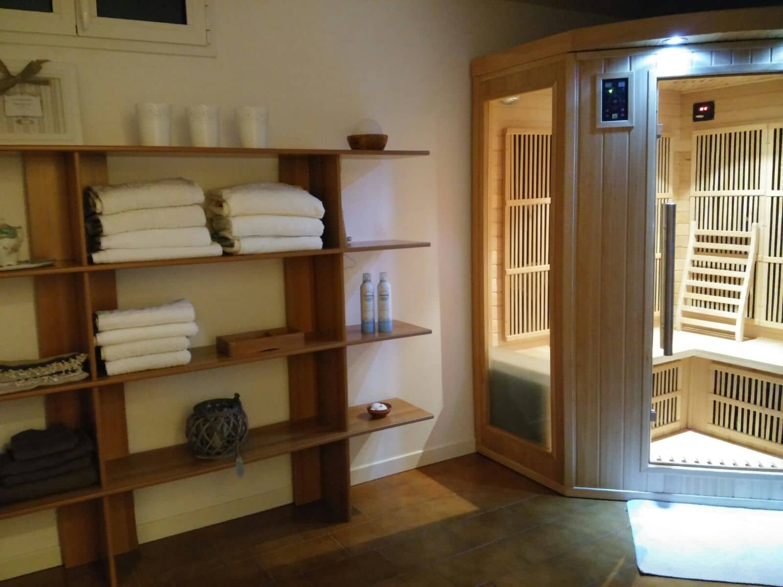 Mini wellness eurorest - Sauna bagno turco differenza ...